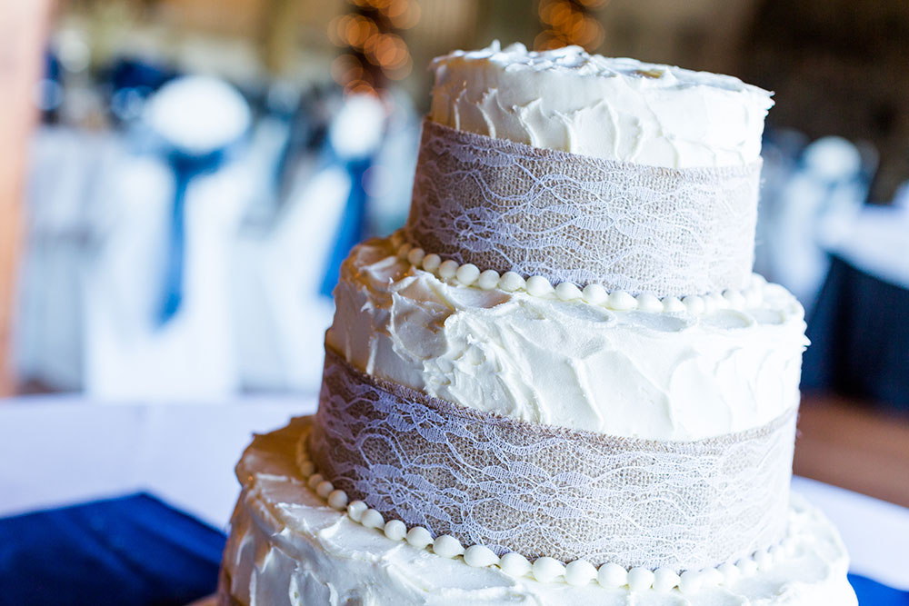 Why do wedding cakes cost so much, anyway?