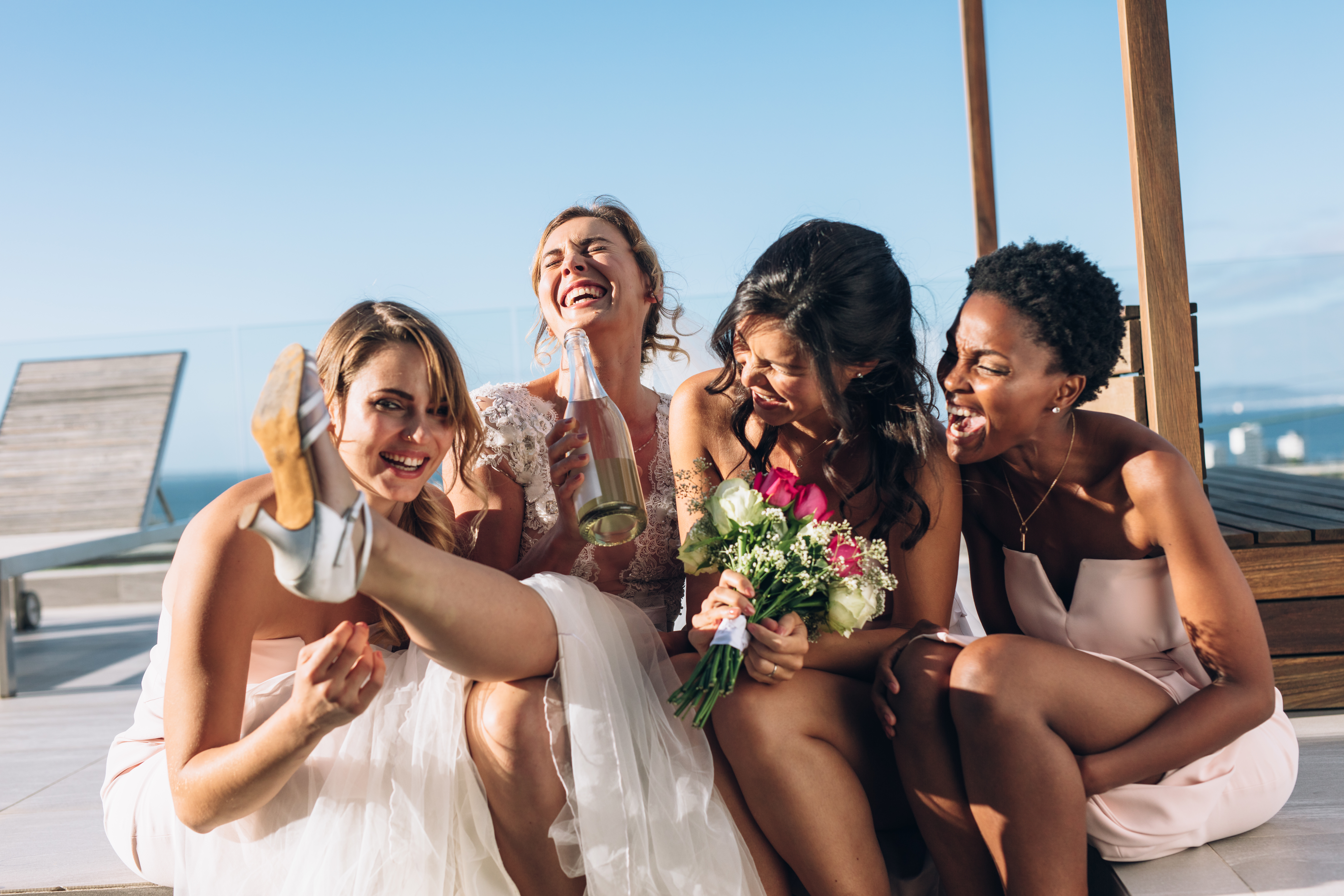 Destination Bachelorette Party Planning Template