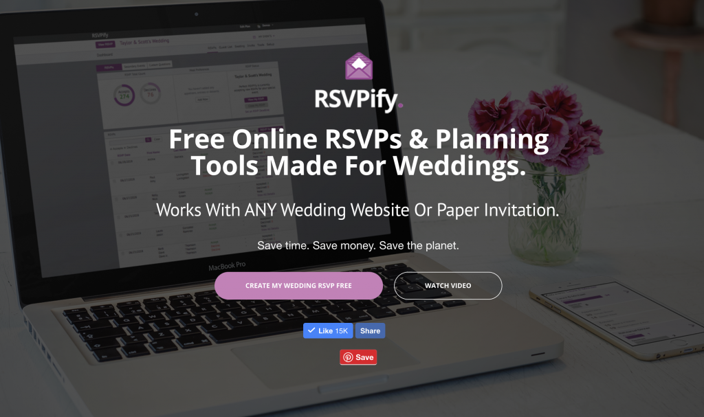 RSVPify-Wedding-Registry
